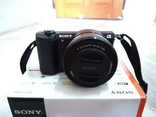 Sony A5100 BLACK FULL SET