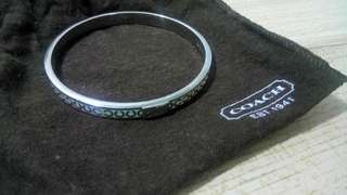 COACH Legacy Signature Bangle