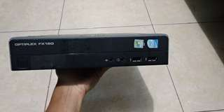 Mini PC Dell Optiplex FX 160 Ram 3GB HDD 160GB