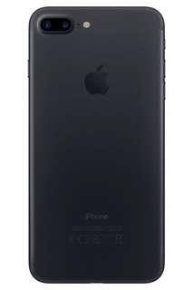 Brand New iPhone 7 Plus 32GB Jet Black