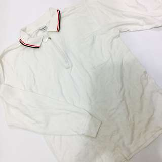 White casual Long Sleeves (Sgt. Peper's)