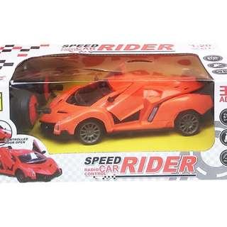 Mainan Remote Control SPEED CAR RIDER-2417A