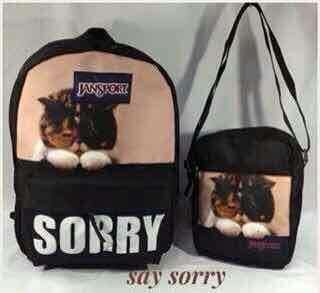 Jansport 2-in-1 bag