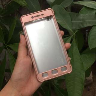 Oppo A37 360 shockproof case