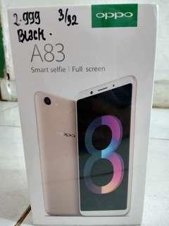 Oppo A83 Cashback 200k