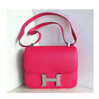 Authentic Hermes Constance 24