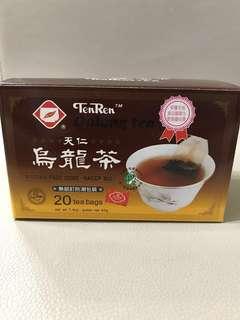 天仁茗茶20個鳥龍茶茶包
