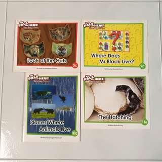 Children Books - My Pals are Here! Reading Stars series