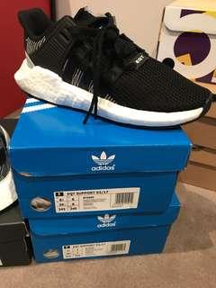Adidas EQT Boost Black US6.5-11.5