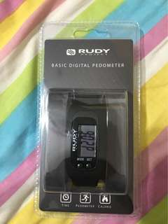 Rudy Project pedometer