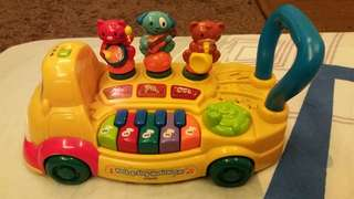 Vtech rock & sing musical car