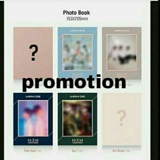 [FANSIGN SLOT][PROMOTION] WANNA ONE UNDIVIDED