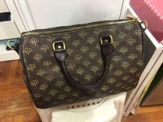 Ladies hand bag from Wat Pailom BE2560