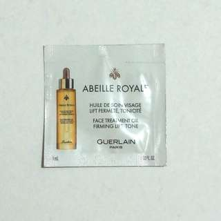 FREE GIFT W/ PURCHASE - Guerlain Abeille Royale Facial Treatment Oil