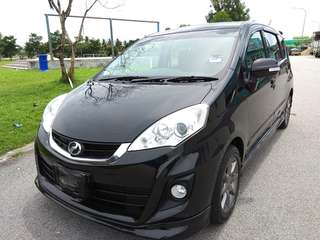 PERODUA ALZA 1.5 SE (A) NEW FACELIFT UNDER WARRANTY 5 YEARS.