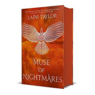 [EXCLUSIVE] Muse of Nightmares by Laini Taylor