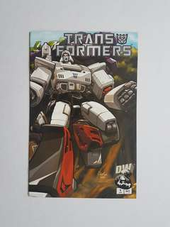 Transformers Generation One Near Mint Condition Megatron Variant First Print Dreamwave Comics