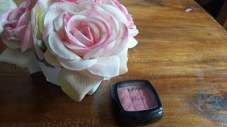 Nyx blush on shade pinched pince