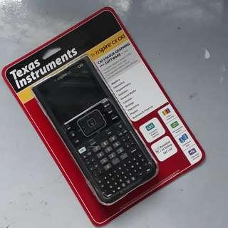 BNIP graphic calculator (TI-nspired CX CAS)