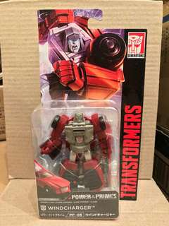 Takara Transformers Power of the Primew PP-05 Windcharger