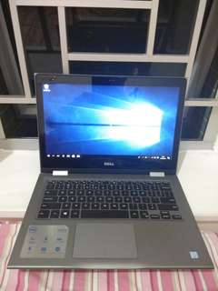 DELL Inspiron 13 i7 7500 2 in 1 平板