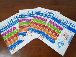 SET Klon Sebenar UPSR