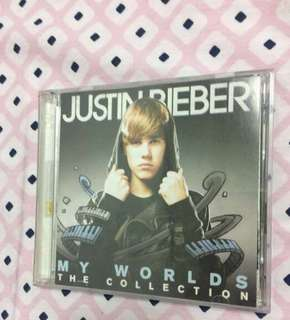Justin Bieber My World The Collection Album