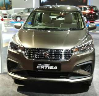 All New Ertiga dp 40JTAAN