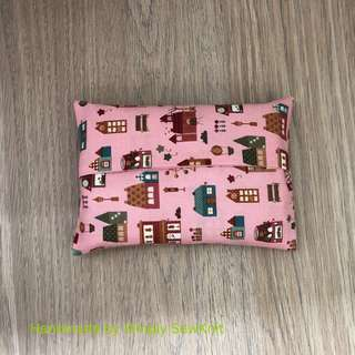 Little houses 🏠 Travel Tissue Pouch