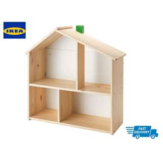 IKEA FLISAT Doll's house, wall shelf