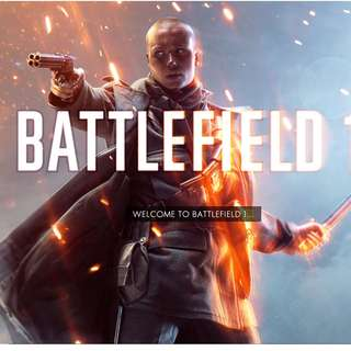 Battlefield 1 Origin PC Edition
