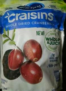 Ocean Spray Craisins(Whole Dried Cranberry) 1.8kg