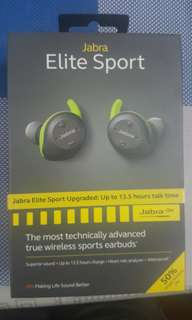 earbuds wireless elite sport