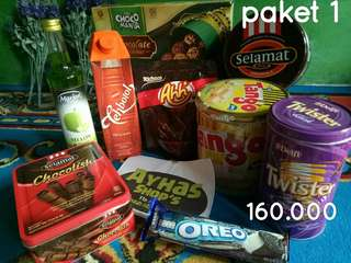 Paket makanan hemat