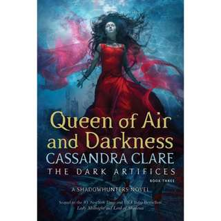 [EXCLUSIVE] Queen of Air and Darkness by Cassandra Clare
