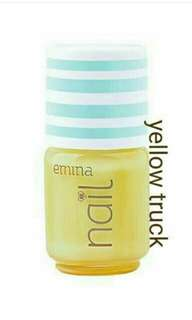 Emina kutek waterbase yellow truck