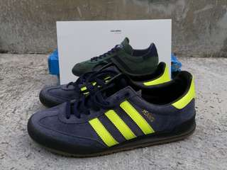 ADIDAS JEANS MKII NAVY/YELLOW