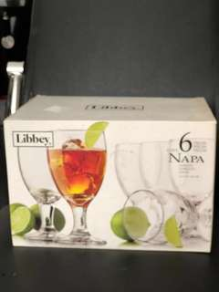 Gelas Goblet 310ml 6Pieces Merk Libbey