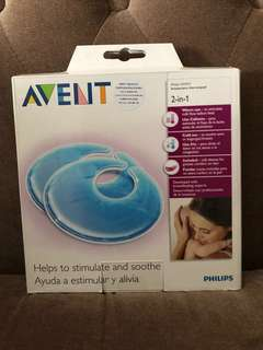 Avent breastcare thermopad for breastfeeding