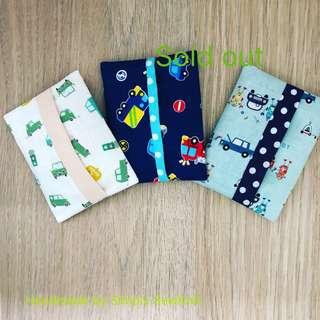 'Boys' Series Tissue Pack Holder