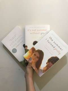 Summer Trilogy by Jenny Han