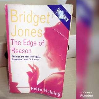 #Blessing | Bridget Jones: The Edge of Reason by Helen Fielding (1999)
