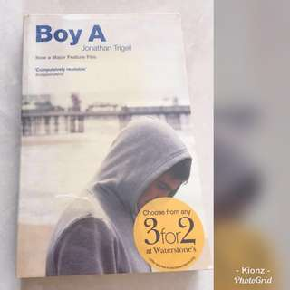 #Blessing | Boy A by Jonathan Trigell (2008)
