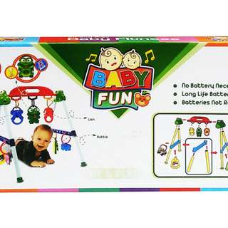 Playgym Bayi SIT AND PLAY BABY FITNESS MUSICAL PLAYGYM - 2027