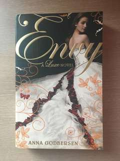 Envy (A Luxe Novel)