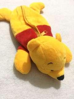 Pooh original pencil case