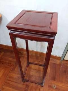 红木花梨高架桌