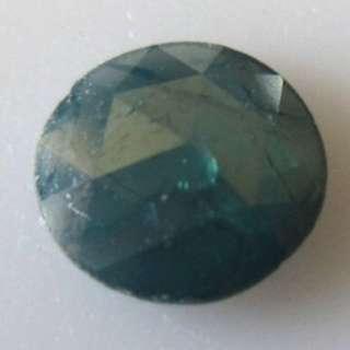 (2 Pcs) Blue Diamond 💎 藍鑽裸石