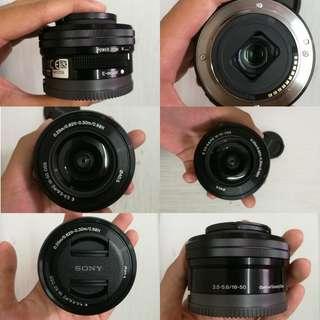 Sony A6000 Kit Lens