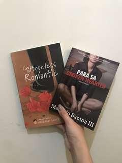 Para sa Hopeless Romantic, Para sa Brokenhearted